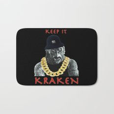 KEEP IT KRAKEN Bath Mat