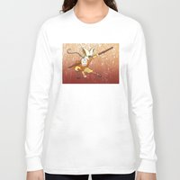 avatar Long Sleeve T-shirts featuring Avatar by SnowVampire
