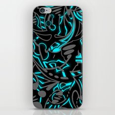 Echo Astral  iPhone & iPod Skin
