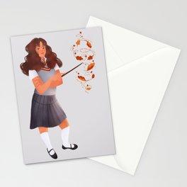 accio autumn! Stationery Cards