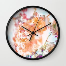 Why work out? Summer one Wall Clock