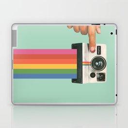 Take a Picture. It Lasts Longer. Laptop & iPad Skin