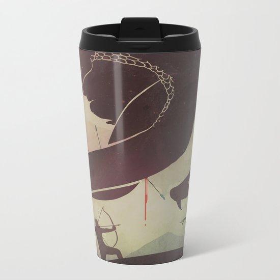 Rukh Metal Travel Mug