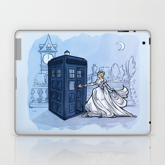 Come Away with Me Laptop & iPad Skin