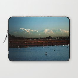 Bolsa Chica Wetlands Huntington Beach, California Laptop Sleeve
