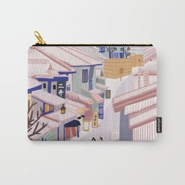 Old Town Kyoto Carry-All Pouch