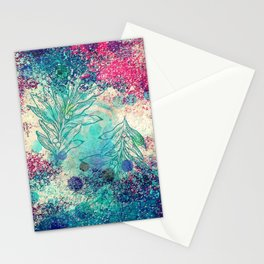 Paix hivernale - Winter peace Stationery Cards