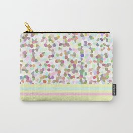 Lots of Dots Yellow Carry-All Pouch