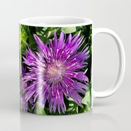 Purple Aster Coffee Mug