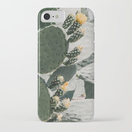 flowering cactus i iPhone Case