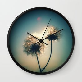 Just two of us Wall Clock