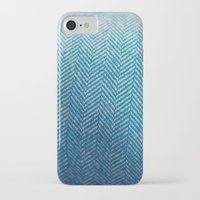 fabric iPhone & iPod Cases featuring Fabric by Anna Berthier
