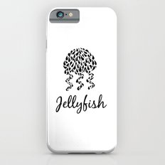 Jellyfish B&W iPhone 6s Slim Case