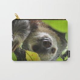 Sloth_20171105_by_JAMFoto Carry-All Pouch