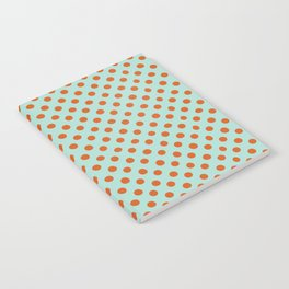 Polka Dot Frenzy Notebook