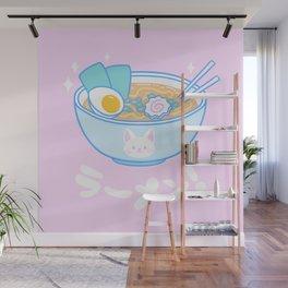 Cute Ramen Wall Mural