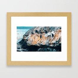 Biontro III Framed Art Print
