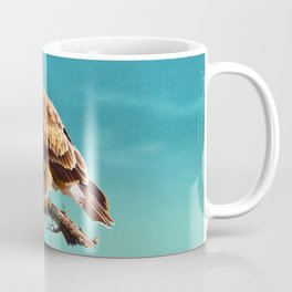 Booted Eagle Coffee Mug