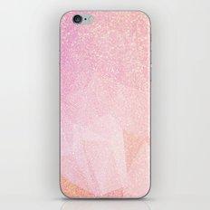 Glitter 2017 iPhone & iPod Skin