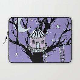 Treehouse at Midnight Laptop Sleeve