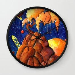 Lone swing Wall Clock