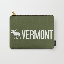 Vermont Moose Carry-All Pouch