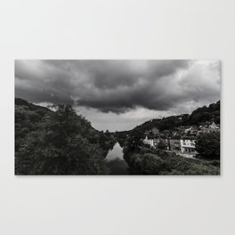 Ironbridge Canvas Print