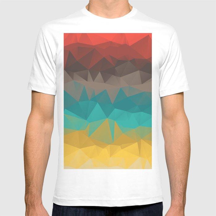 Tricolors T-shirt