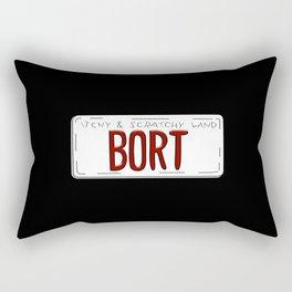 BORT Rectangular Pillow