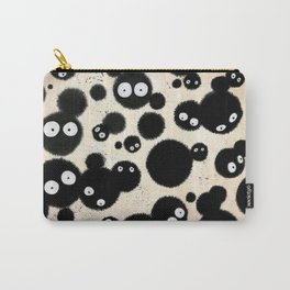 Cute Susuwatari Infestation Carry-All Pouch