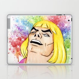 He-Man Laptop & iPad Skin