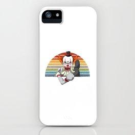 Get In Looser We Are Saving Halloweentown Clown iPhone Case