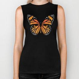 Monarch Butterfly | Vintage Butterfly | Biker Tank