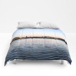 The Lakes Evening Comforters