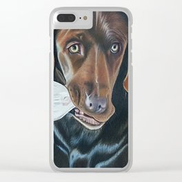 Sophie Could Use a Drink Clear iPhone Case