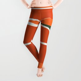 Vintage Retro 04 Leggings