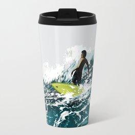On the Wave Travel Mug