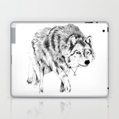 Mister Wolf Laptop & iPad Skin