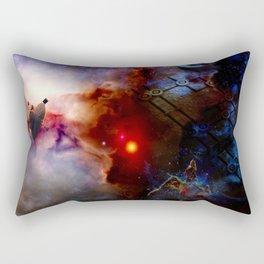 Outer Terrestrial Rectangular Pillow