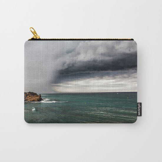clouds and sea Carry-All Pouch