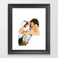 Karen O-h mah lord  Framed Art Print