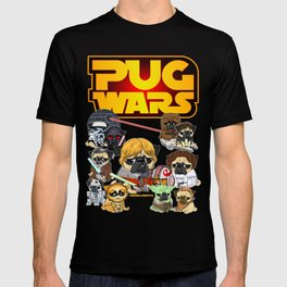 PUG WARS T-shirt