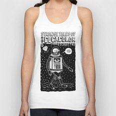 strange tales of cucacolor Unisex Tank Top