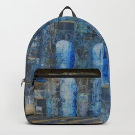 Greek legends- inverse palette Backpack