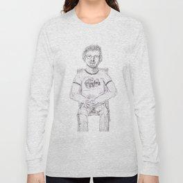 Robert Fripp (King Crimson) wiggles shirt Long Sleeve T-shirt