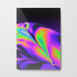 LOW BEAM Metal Print