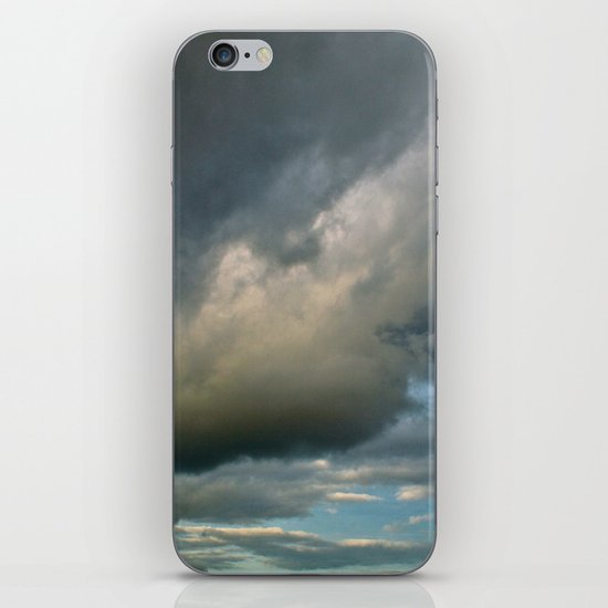 Grace Clouds II iPhone & iPod Skin