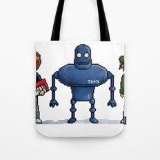 Pixel Stobie Tote Bag