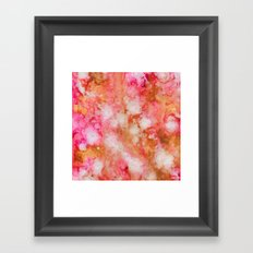 Autumn Rapture Framed Art Print