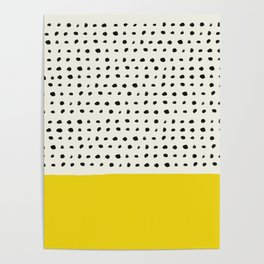 Sunshine x Dots Poster